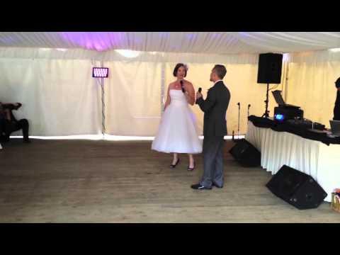 best-wedding-song-duet-jason-&-katie-singing-jason-mraz-&-colbie-caillat-lucky