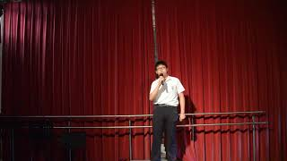 Publication Date: 2018-06-05 | Video Title: 中華傳道會劉永生中學 sing con 獨唱 4A 張子顥