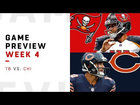 Tampa Bay Buccaneers vs. Chicago Bears | Week 4 Game Preview | NFL Film Review