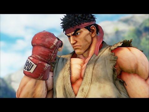 [PS4] Street Fighter V: Beta - Online Gameplay (5 Matches) (60fps 1080p)