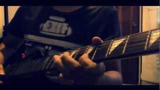 Walk Away - Five Finger Death Punch ( Guitar Cover )