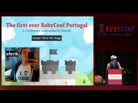 RubyConf 2015 - Building CLI Apps for Everyone by Terence Lee