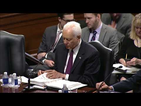Hatch Speaks on Music Modernization Act ahead of Judiciary Committee Passage Mp3