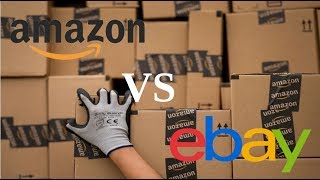 Amazon FBA vs. Ebay - Which Platform Is Better To Sell On - Pros And Cons