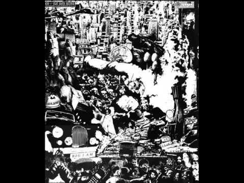 Cress - Monuments (LP 1997)