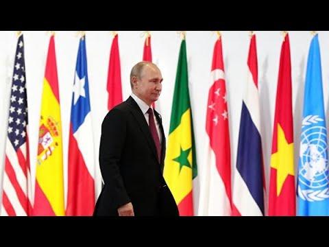И. Данилов. Похороны вместо саммита: Путин преподнес сюрприз
