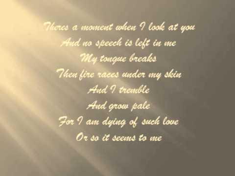 Sappho Poem