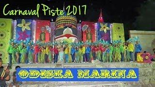 CARNAVAL PISTÉ 2017 - SEGUNDO DÍA ( ODISEA MARINA )