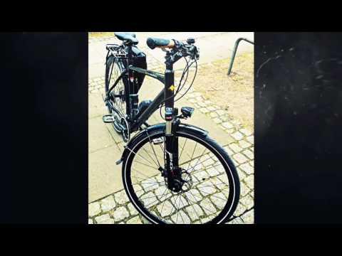Mein Trekkingrad