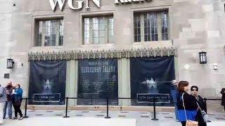 2017 WGN Radio Walk of Fame Countdown