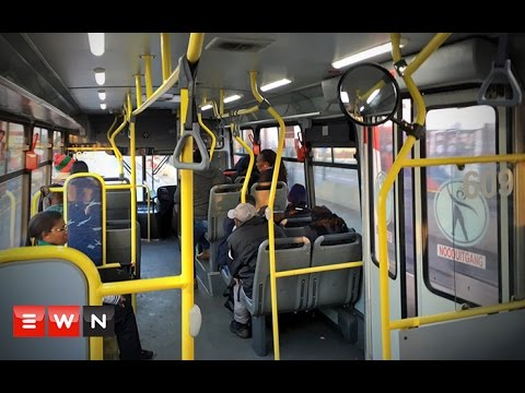 A journey on Joburg's public transport