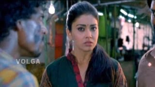 Roudram Scenes - Gowri Warning To Shiva Lover - Shriya Saran