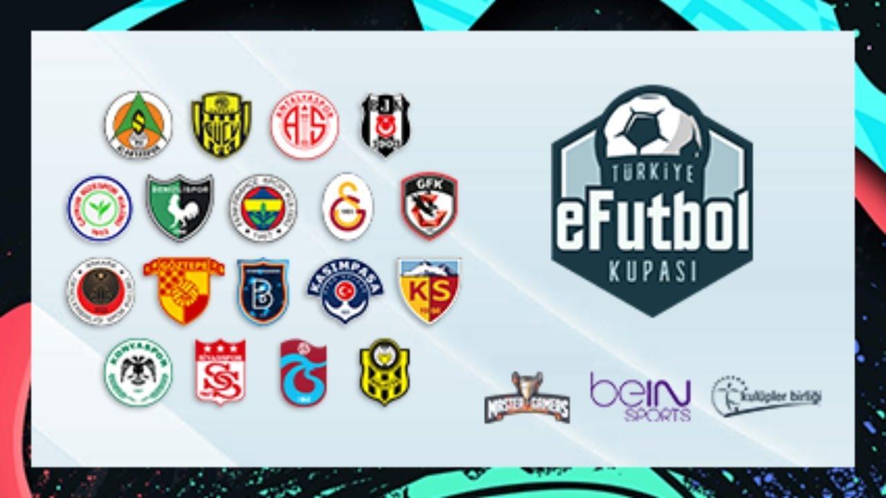 Türkiye eFutbol Kupası - 1.Ön Eleme ve Son 16 Maçları