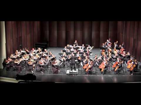 UNC Symphony Orchestra - Mendelssohn: Symphony No. 5 in D major - Oct. 13, 2016