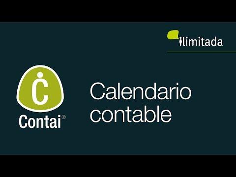 Contai® - Calendario contable