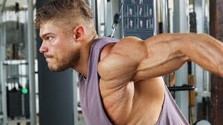 CHEST, DELTS & TRICEPS - Olympia Bound Workout
