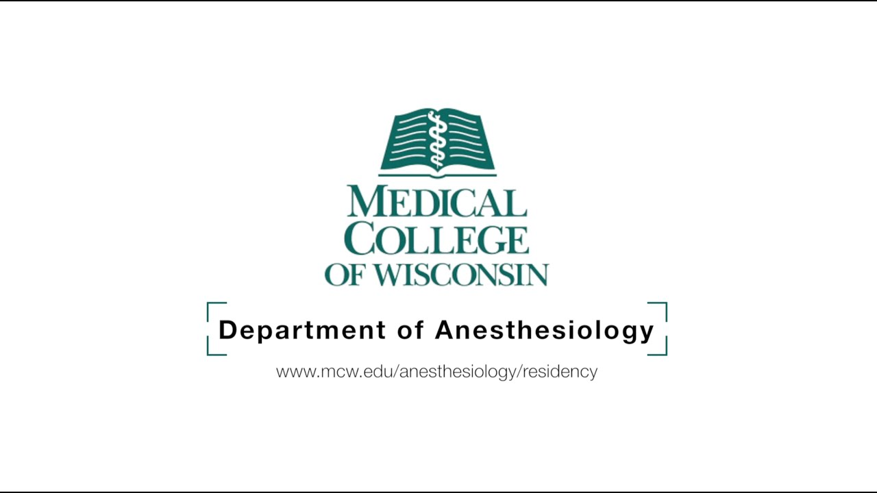 Residency Program | Anesthesiology | Medical College of