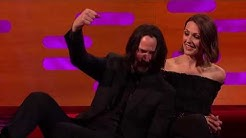 Keanu Reeves Best and Funniest Moments July 2019