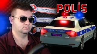 POLİS EŞLİĞİNDE AĞIR TONAJ KONVOYU !! - ETS 2 MP