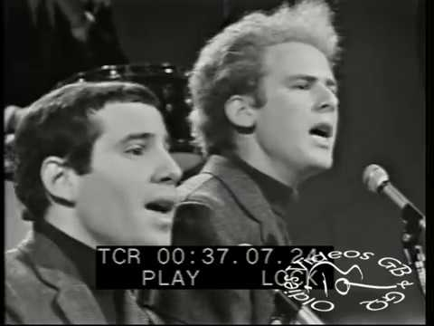 Simon & Garfunkel - The Sounds Of Silence (1966)
