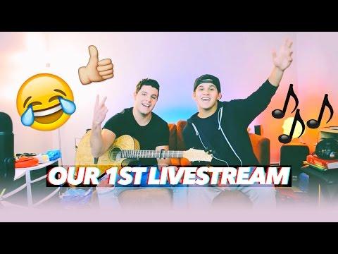 Tyler & Ryan Live Stream