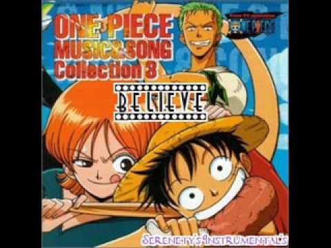 One Piece - Believe - Instrumental