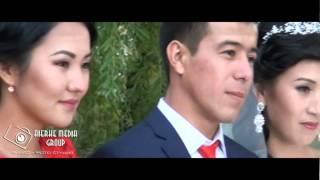 #Свадебный клип | #Nurbol #Arailim | AMG wedding agency | Kazakhstan | Kazaly | 2015