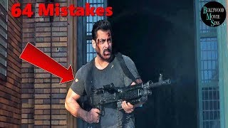 [EWW] TIGER ZINDA HAI FULL MOVIE (64) MISTAKES FUNNY MISTAKES SALMAN KHAN KATRINA KAIF