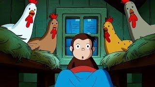 Curious George 🐵 Curious George Sounds Off 🐵 Kids Cartoon 🐵 Kids Movies 🐵 Cartoons for Kids thumbnail