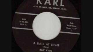 Ray King-Date At Eight 1956