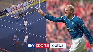 Jorg Albertz scores a SCREAMER  | Masters Football GREATEST goals