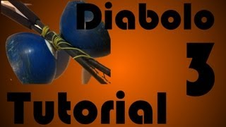 Diabolo Tutorial Episode 3: Cat's Cradle (catch Cradle)