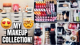 MY MAKEUP COLLECTION 2019 | Paige Koren