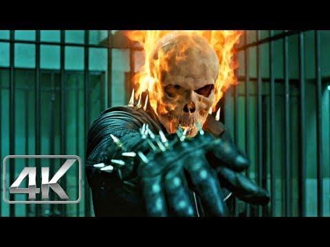 Ghost Rider Escapa de Prisión