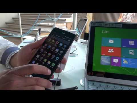 Acer Liquid S1 Duo - Hands-On - androidnext.de