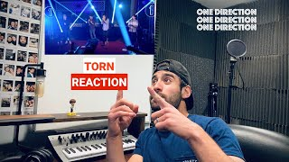 """Musician Reacts To: """"TORN"""" by One Direction (Natalie Imbruglia cover in the Live Lounge)"""
