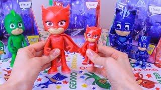 Мультик Герои в масках игрушки видео Новая серия #Кэтбой #Алетт  #Гекко