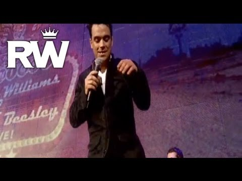 Robbie Williams | 'Mr. Bojangles' | Live At Knebworth: 2003