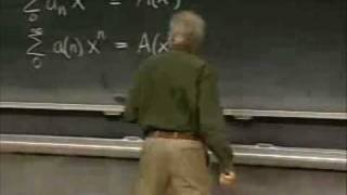(1:2) Where the Laplace Transform comes from (Arthur Mattuck, MIT)