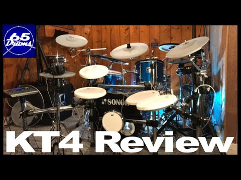 Review Of The Kat Percussion KT4