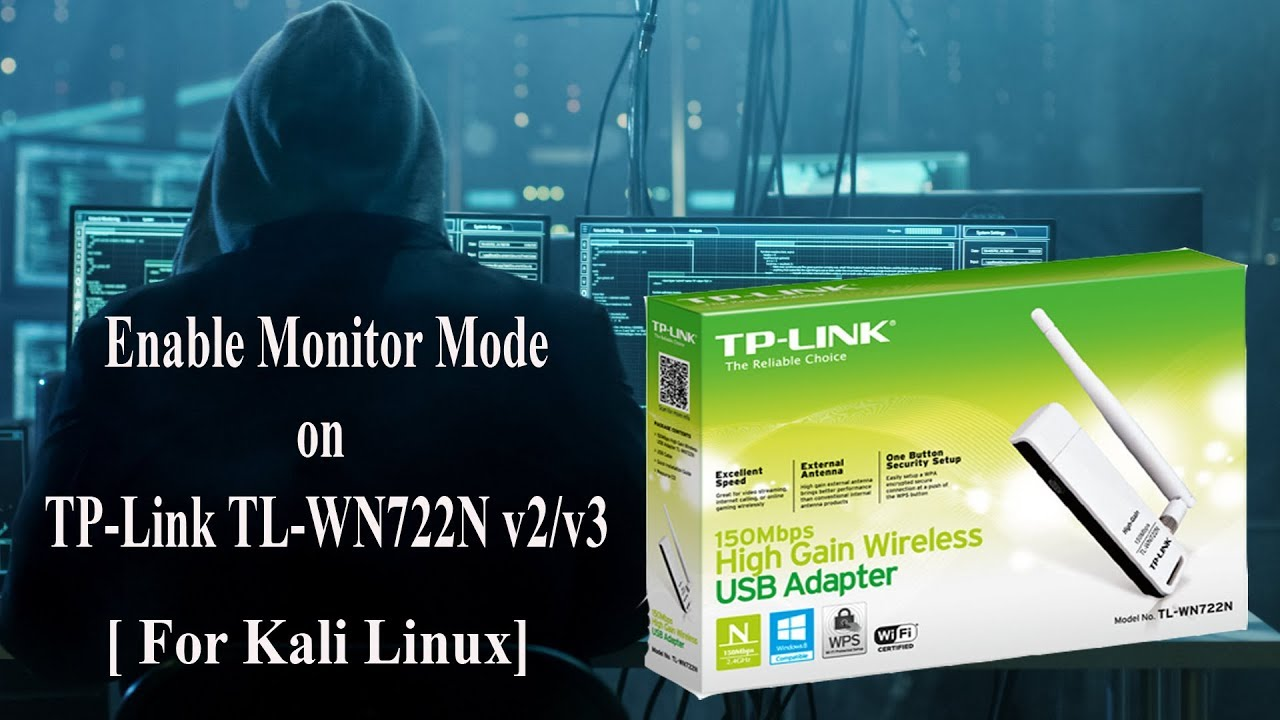 Kali Linux: TP-Link TL WN722N V2 Driver Not Working « Null