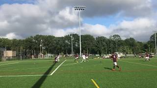 NDWH Soccer Ties North Haven 2-2 on September 26, 2018