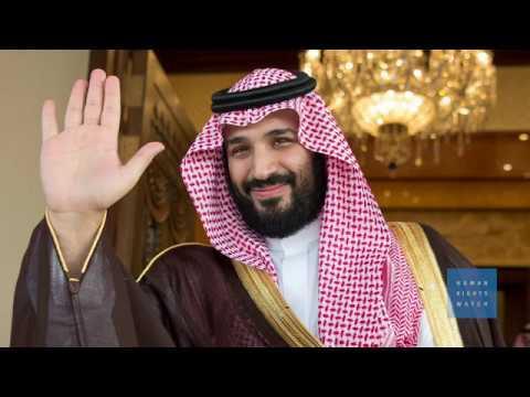 Washington Welcomes Saudi Ruler, Mohammad Bin Salman