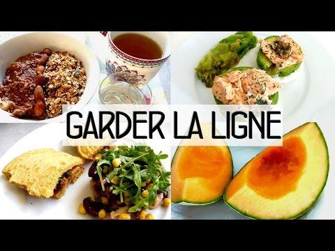 une-journÉe-dans-mon-assiette-spÉciale-minceur-/-what-i-eat-in-a-day-#2