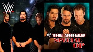 "WWE: ""Special Op"" (The Shield) [Custom Edit] Theme Song + DL"