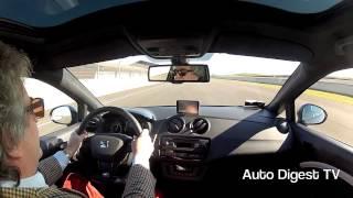 Test Drive Seat Ibiza Cupra 1.4 TSI