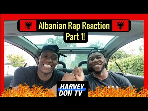 Albanian Rap Reaction! Ft Noizy and Mozzik