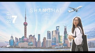 Du học Trung Quốc l Thượng Hải l ↠ Chuyến đi đầu tiên đến Thượng Hải ↞