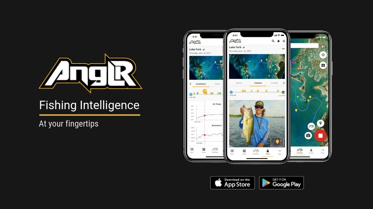 Improve your kayak fishing with the FREE ANGLR app | ANGLR