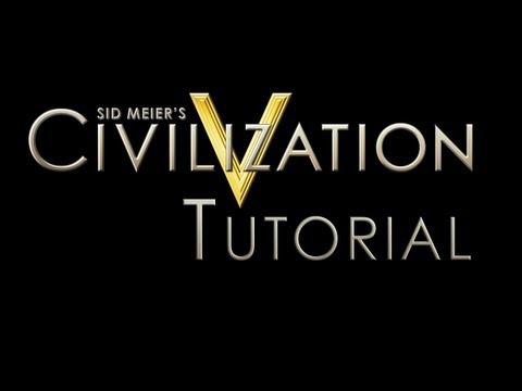How To Play Civilization V - Basics Tutorial - Linus117 Teaches ChristopherOdd [Beginner Guide]
